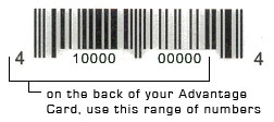 Advantage Card Shopridleys http://www.pinchingyourpennies.com/forums/showthread.php?t=130868